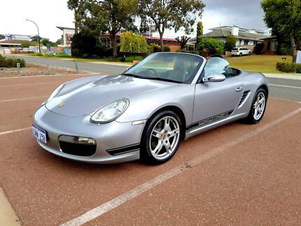 Porsche Boxster 2nd Generation Roadster 2.7L Manual Booragoon Melville Area Preview