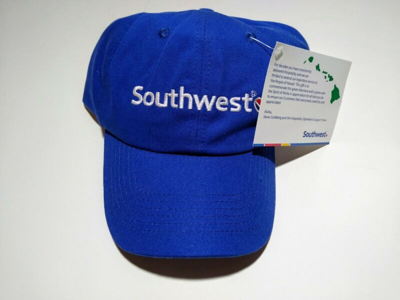 Southwest Airlines Collectible Hawaii Hat New NWT LUV