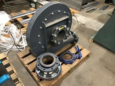 5hp 3 Phase Air Blower Fan. Airpro Brand.