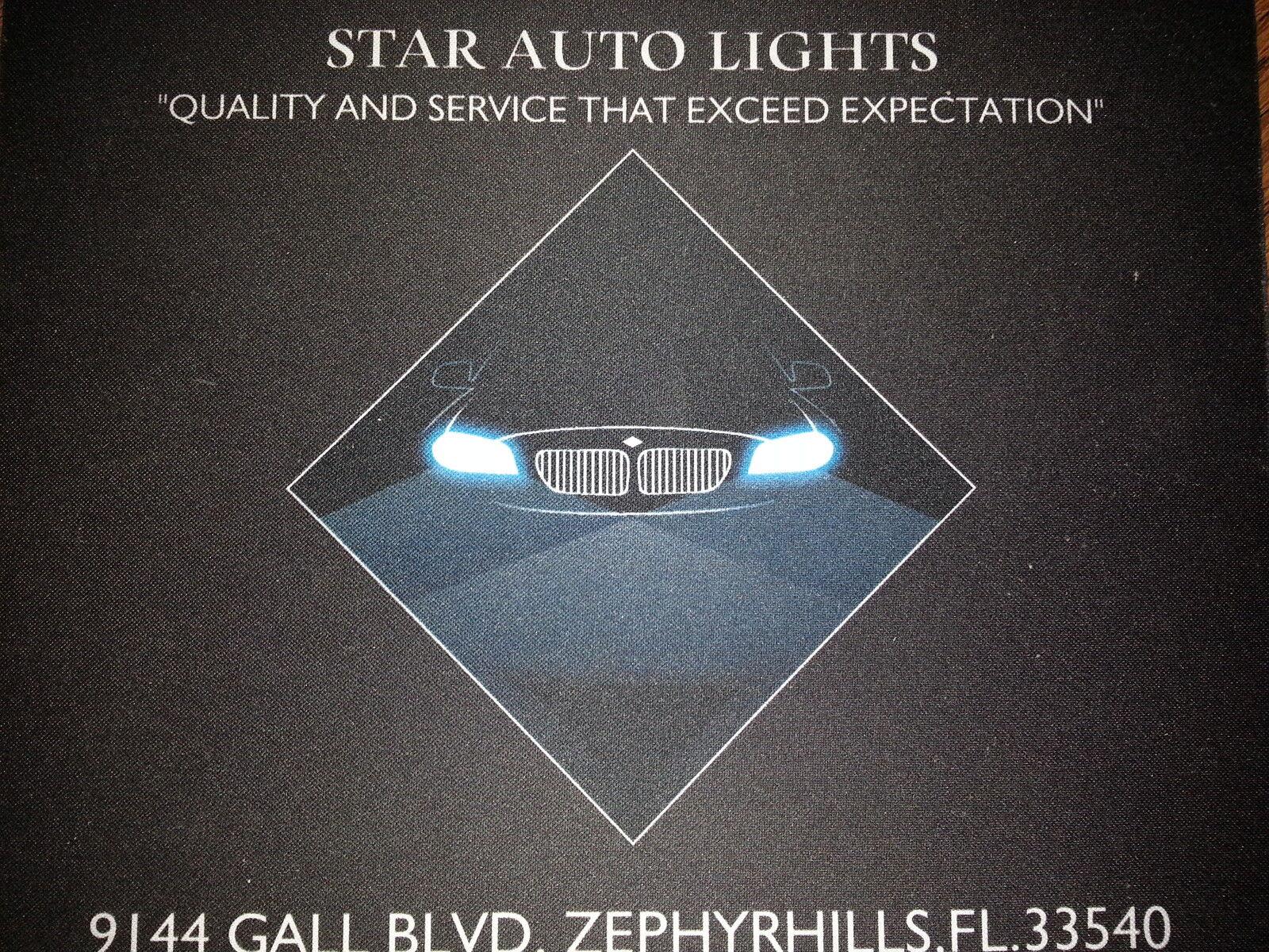 STAR AUTO LIGHTS