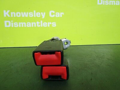 SKODA FABIA MK1 2000 - 2007 REAR TWIN CENTRE SEAT CLASPS 33006848