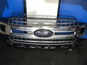 2018 Ford F-150 Chrome Grill