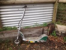 Razor electric scooter Blackwood Mitcham Area Preview