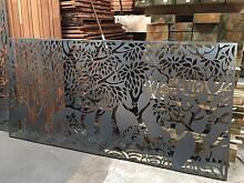 Laser cut Corten steel 1.6mm Campbellfield Hume Area Preview