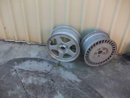 Ford Mazda Alloy wheels