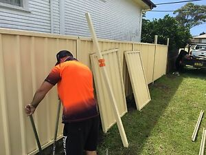Fencing  colourbond timber screens pool fencing Warners Bay Lake Macquarie Area Preview