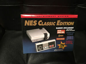 NES Classic with 500 games