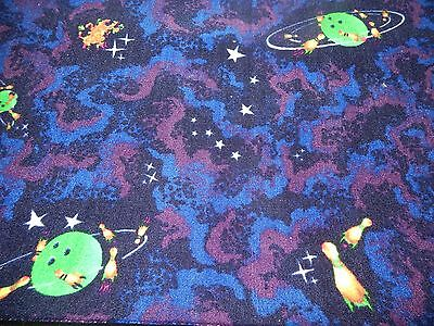 3'7'' x 11'5'' Galactic Bowl Neon 3 D under Black Light Area Rug Decor Room .](Blacklight Room Decor)