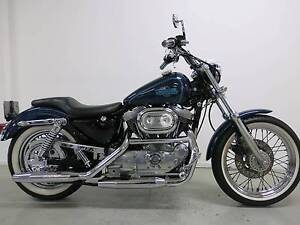 1998 Harley Davidson Sportster 1200 (XLH1200) Belmore Canterbury Area Preview
