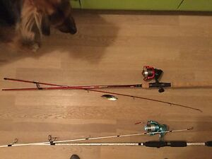 2 brand new fishing rods Never used