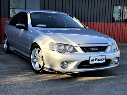 2008 Ford BF Falcon XR6 MKII