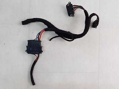 VOLKSWAGEN PASSAT B6 3C 05-10 INTERIOR HEATER BLOWER MOTOR & RESISTOR PLUG LOOM