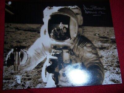 Alan Bean Signed/Autographed Apollo 12 Astronaut NASA Photo ()