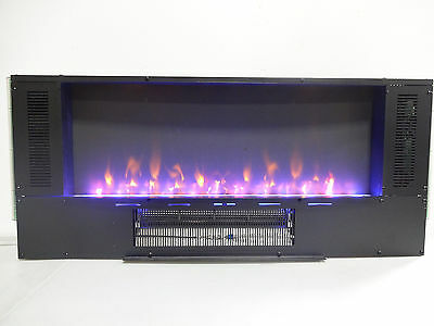 Muskoka 42in Curved Wall Mount Electric Fireplace (50040)