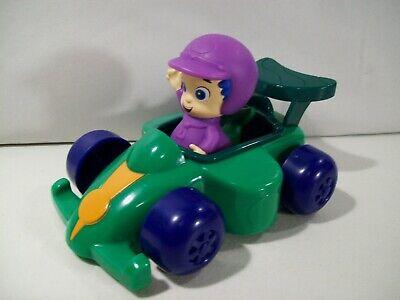 IGURE & GREEN RACER RACE CAR VEHICLE 2012 (Gil Bubble Guppies)