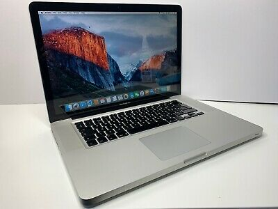 "Apple MacBook Pro 15""  A1286 C2D 2.4GHz 4GB 500GB HDD (2008)"