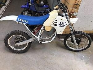 Yamaha yz80S not complete Kialla Shepparton City Preview