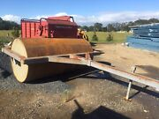 Roller about 6 ton when water filled  Mullumbimby Byron Area Preview