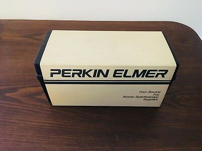 Perkin Elmer Intensitron Lamp N066-1268 Dy Dysprosium Atomic Absorption