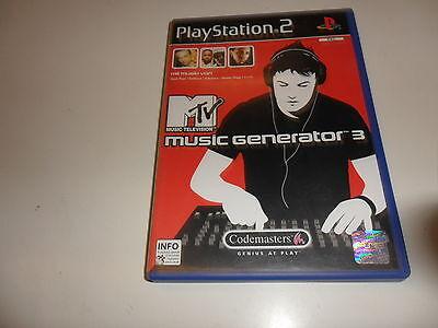 PlayStation 2  MTV Music Generator 3