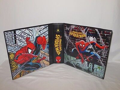 Custom Made The Amazing Spider-Man 2 Inch Trading Card Album Binder