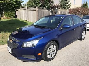 2013 Chevy Cruze LT only 124000