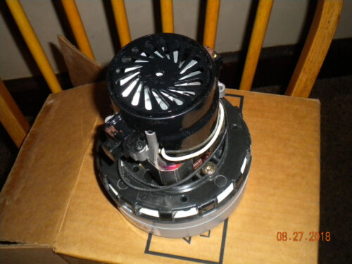 Tennant  vaccuum fan motor    part# 130406 am