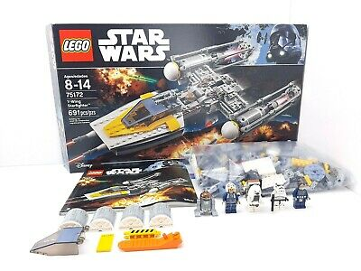 Lego ® - Star Wars ™ -  Y-Wing Starfighter - Set 75172 - Like New