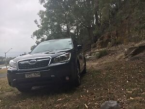 Subaru forester my14 limited edition West Nowra Nowra-Bomaderry Preview