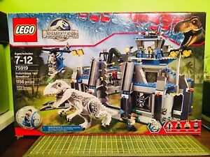 Jurassic Park LEGO wanted - new or used