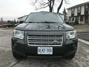 08 Land Rover LR2, NO RUST, Fully Loaded, Low Kms, LUXURY!!