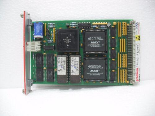 Promicon Cpu-7/2 830454 Control Module
