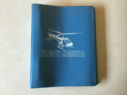 F-28A Helicopter Flight Manual