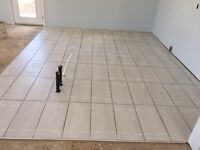 Tile installation (free quote)