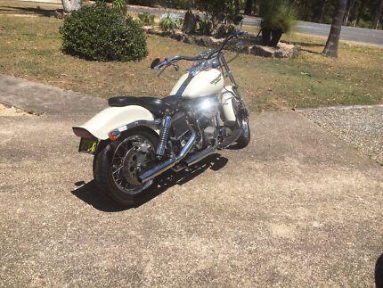 Harley Davidson FXS lowrider