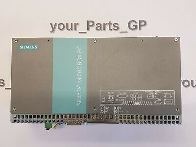 Siemens Simatic Mircobox PC IPC427C 6ES7647-7BA10-2XM0