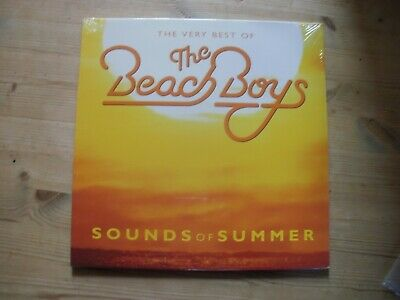 BEACH BOYS SOUNDS OF SUMMER THE BEST OF DOUBLE VINYL LP