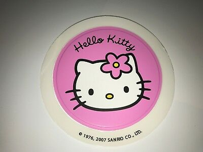 QTY 100 PERMIT / TAX DISC HOLDERS REF HELLO KITTY - GENUINE PRODUCT /