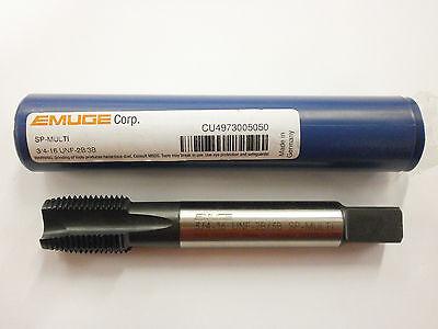 Emuge 34-16 Spiral Point Multi-tap 2b3b High Performance Germany Cu4973005050
