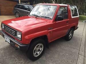 1989 Daihatsu Feroza  ONLY 42,744 KMs Beaumaris Bayside Area Preview