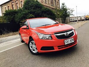 Holden Cruze CD 4cyl Automatic only 135,000klm's Rosewater Port Adelaide Area Preview