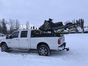 NEW Titan ATV sled deck