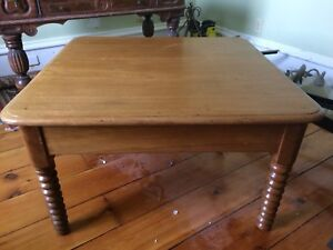 Antique Coffee/Play Table