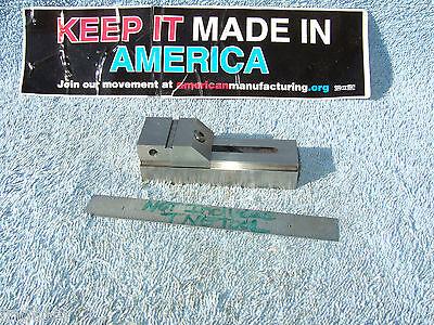 Grind Vise 4 Inch Usa American Toolmaker Machinist Die-maker Grind Inspect Qa