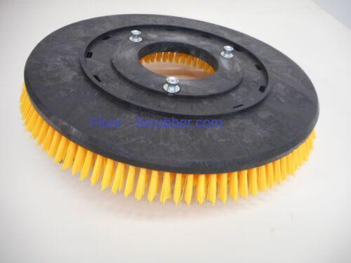 "Poly Scrub Brush 19"" for Nobles 2001, 2001HD Floor Scrubber Tennant 240250"
