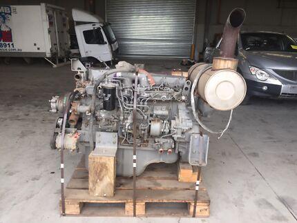 Hitachi Excavator ZX330 ENGINE
