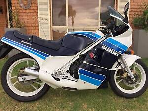 Suzuki RG250F 1985 Collectors item, Learner Legal, 2 stroke. St Helens Park Campbelltown Area Preview