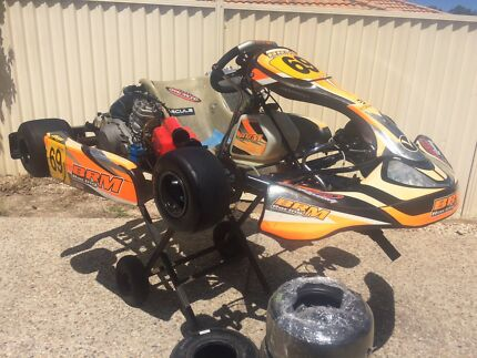 KZ2 190kmph 6SPEED SHIFTER KART
