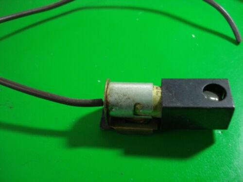 Vintage Radio Tuning Lamps Dial Light Hardware Panel Lamp