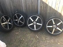 Audi A4 rims Canley Heights Fairfield Area Preview